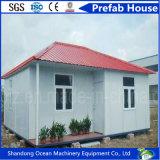Entorno amigable de casa prefabricadas de la Luz de estructura de acero para la construcción con el precio barato de la buena calidad