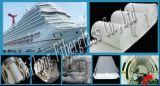 Materiale termoisolante per nave