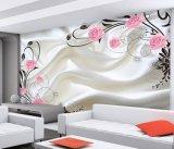 Настенные росписи стены изготовленный на заказ высокого качества размера крупноразмерные съемные красивейшие флористические