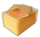 Enveloppe en plastique faite sur commande de bulle de poste avec la taille faite sur commande