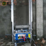 Перевод стены машины картины конструкции здания штукатуря машина