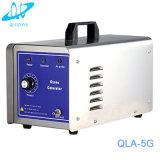 5g/H de draagbare Commerciële BinnenOzonisator van de Systemen van de Reinigingen van de Lucht