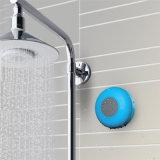 Altofalante sem fio impermeável de Bluetooth do silicone para o banheiro
