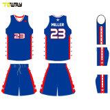 Stampa A Sublimazione Completa Personalizzata A Secco Uniformi Da Basket Premium