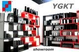 Ygw-023 180*67-250mm (WxH-L) 오디오 증폭기 포좌 알루미늄 울안