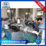 La línea de equipos de extrusión de polímeros de la extrusora tubería de PVC