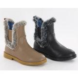 Les ventes à chaud des bottes en cuir des chaussures Chaussures pour enfants