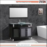 Tapa de cristal templado de cuarto de baño T9148-36e