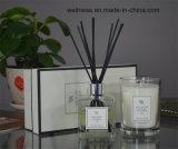 Custom ароматические свечи оформлены с поля