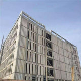 Экономия места твердых EPS цемента настенной панели для школы и больницы/Колледж/комплекса зданий
