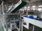 El cartón de embalaje de carga lateral de la Máquina para embalaje de alimentos lácteos Wj-Llgb-15