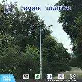 Openlucht Lichten 6m van de LEIDENE van Pool van de Straat 30W Lage Prijs Reserve LEIDENE van de Batterij Lichten van de Straat de Zonne