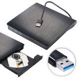 Externe Portable USB 3.0 LECTEUR DE CD-RW DVD-RW CD Lecteur Graveur de DVD-ROM Lecteur Graveur pour iMac brûleur/MacBook Air/PRO pour PC portables