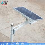 30W integrado en el exterior de la luz de la calle de energía del Panel Solar Farola