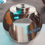 China CNC Semi-Finish Mecanizado de bola Válvulas de bola de mecanizado para forjar