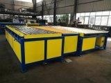 Praça dobrada automática da linha de fabricação de dutos de HVAC V