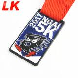 スポーツ・イベントのためのあなた自身の金属動物メダルを設計しなさい
