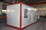 小さいPortable Office Steel Frame 20FT 40FT Container House