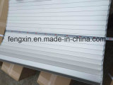 Liga de alumínio do rolete superior automático motorizado Industrial entreposto do obturador da porta da garagem