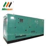 Generatore diesel elettrico di potere silenzioso del contenitore del motore con Perkins