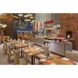 Красивый дизайн деревянный обеденный стол, отель мебель