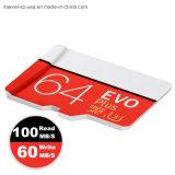 Reale Kapazität Evo plus ultra 2GB 16GB 32GB 64GB 128GB Mikro-Ableiter-Karten-codierte Karte CF Karte TF-Karte Evo ultra Ableiter-Karten für Smartphones