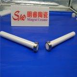 鋼鉄反研摩の耐熱性ジルコニア陶磁器の最もよい陶磁器の削る棒