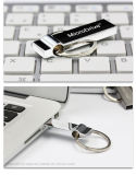 Металлического держателя ключа USB флэш-накопитель 2 ГБ USB2.0 флэш-накопитель USB