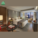 Hôtel Commercial chambre à coucher Mobilier définit avec tabourets de bar