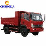 Cdw 6 tonnes de fret Wheeler 5chariot Mini camion à benne basculante de lumière