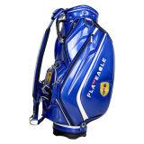 Comercio al por mayor medida de alta calidad de cuero de PU impermeable bolsa de golf