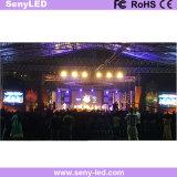 Video schermo locativo di pubblicità dell'interno di colore completo del LED (P3.91/P5.95)