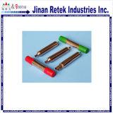 Secador de cobre soldado condicionamento de ar do filtro do sistema refrigerando 1/4