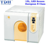 15L Unión Clase N Dental LED Autoclave (MAR-15L-N-LED).