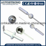 IEC61010 IEC60529 60065 Kits de sonde de test standard