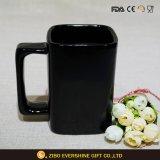 Tazza di caffè di ceramica quadrata di sublimazione