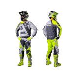 Vestiti di corsa all'ingrosso di stampa del motociclo dei vestiti di motocross della fabbrica (AGS02)