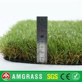 Relvado sintético dourado chinês de Suppiler, ajardinando a grama artificial para o jardim