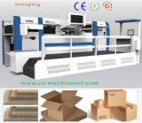 Machine multifonctionnelle multifonctionnelle de tampon de feuille et de découpe