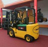 2 de Elektrische Vrachtwagen van de ton met het Controlemechanisme Van uitstekende kwaliteit