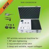 Pelle Monopolar della BV e dello SGS e bipolare portatile approvata di radiofrequenza che stringe la macchina F-6016 di rimozione della grinza