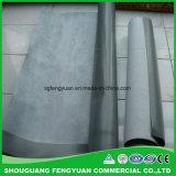 Raggruppamento di rinforzo della fodera del PVC, membrana impermeabile del PVC della fodera blu dello stagno