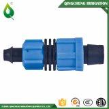 La plastica adatta di micro irrigazione digita gli accessori per tubi