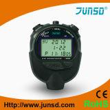 Cronómetro del deporte del campeón con la alarma (JS-607)