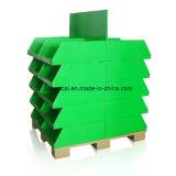 台所用品のための20 Pdqs、スーパーマーケットのためのペーパーパレット表示のボール紙パレット表示