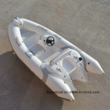 Liya 3.8m 4 Persons Inflatable Boats China Mini Speed ​​Boat