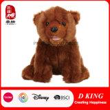 Изготовленный на заказ мягким игрушки плюша медведя игрушки заполненные животным