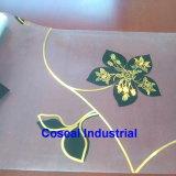 Цветные конструкция пластикового ПВХ таблица тканью