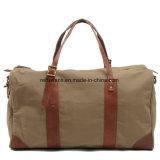新しいデザインキャンバスの肩のハンドバッグ旅行袋の屋外の週末のDuffle袋(RS-2095)