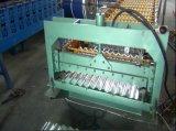Metalldach-Baumaterial-Maschinerie